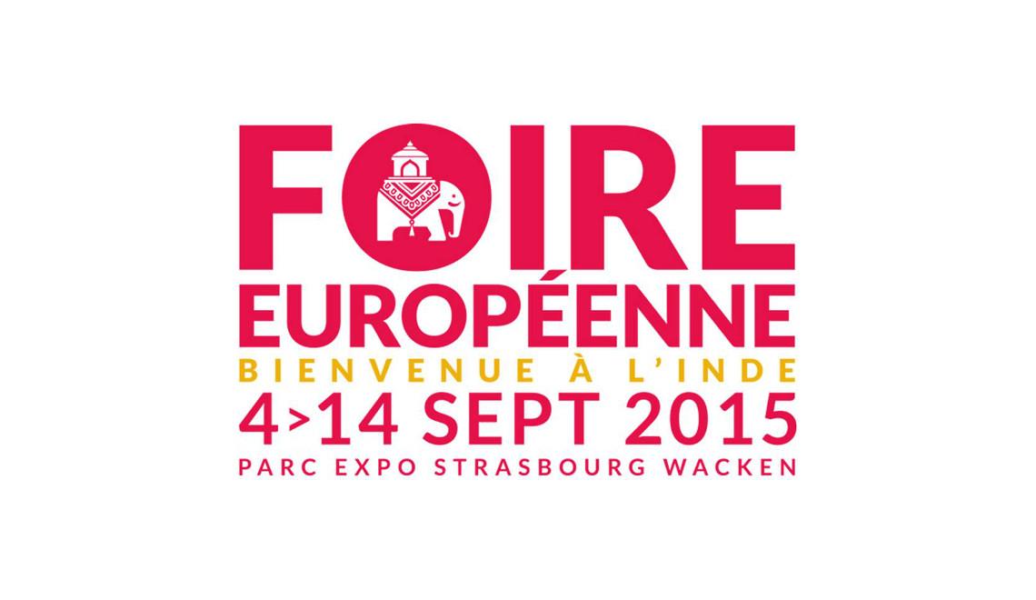 Foire Européenne Strasbourg 2015