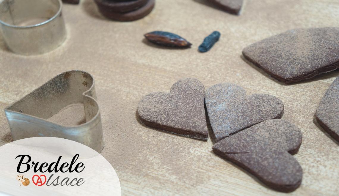Sablés Chocolat Fève Tonka