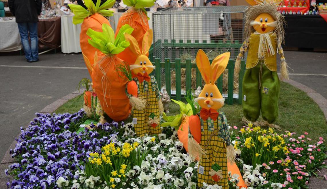 Marché de Pâques Soufflenheim