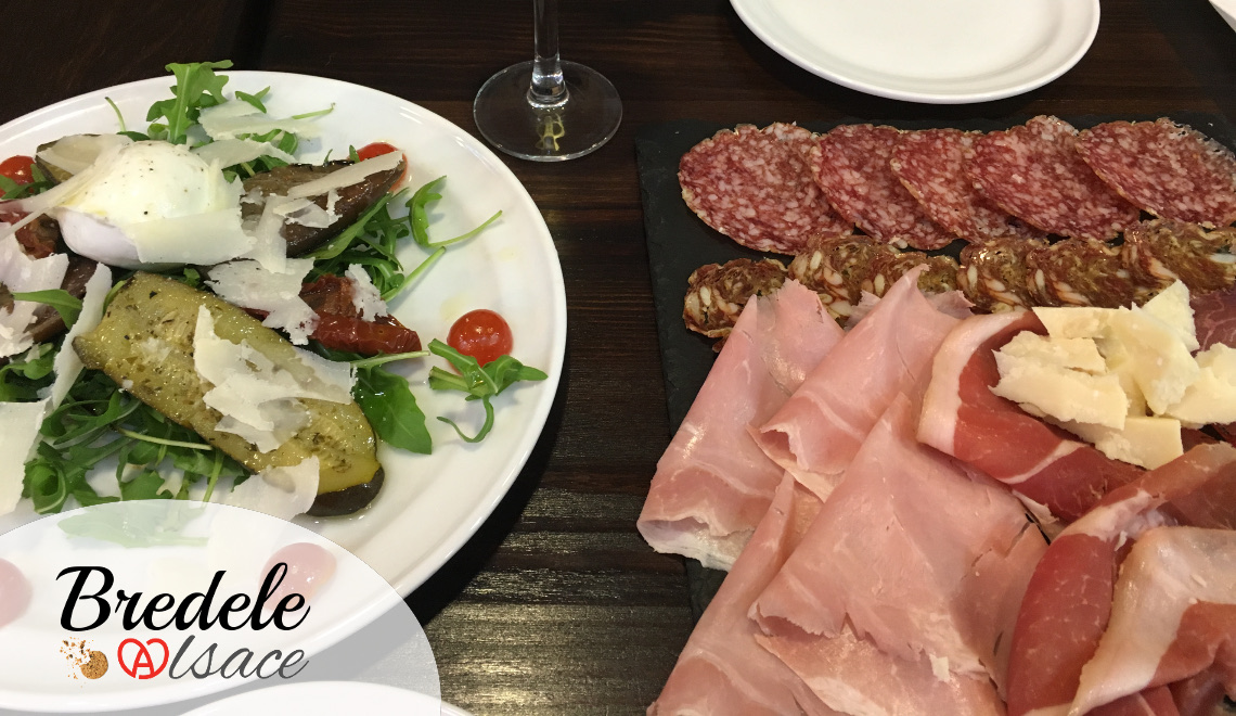 Restaurant Epicerie Fine L'Avventura
