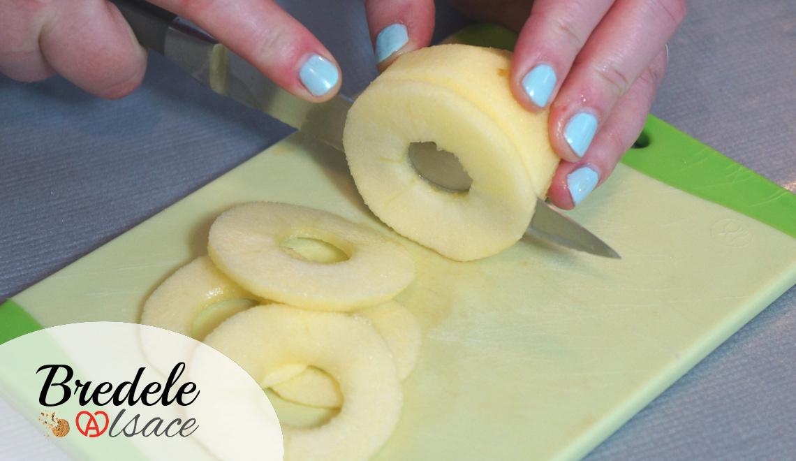 Apfelkiechle