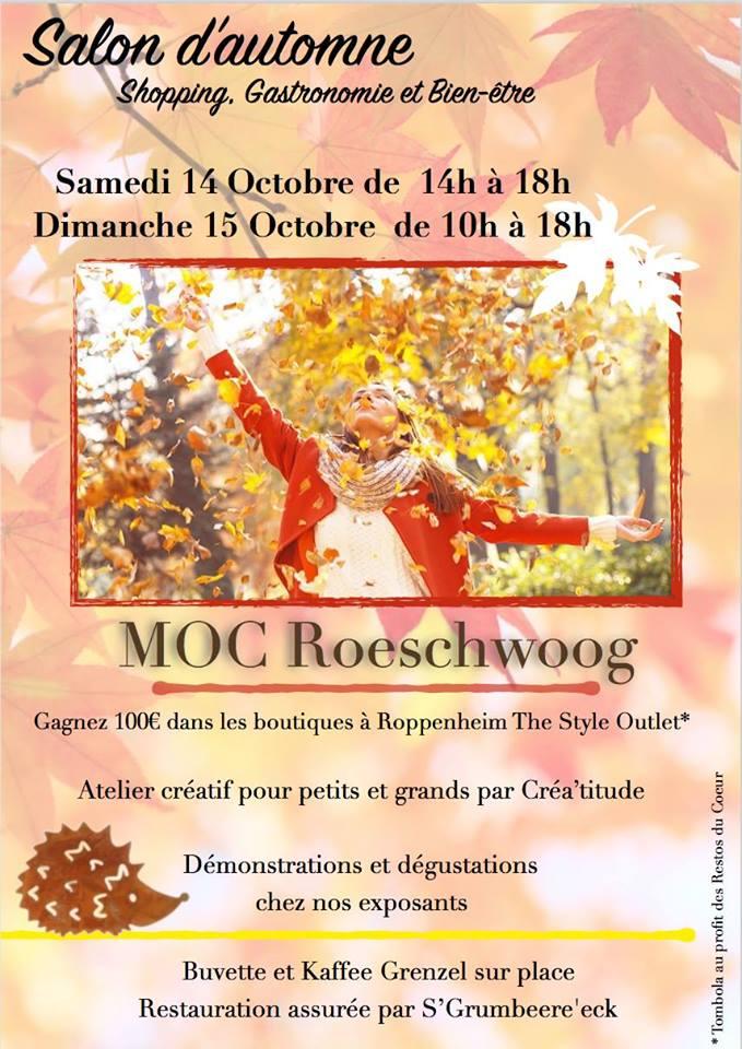 Salon d'automne, Shopping, Gastronomie et Bien-être