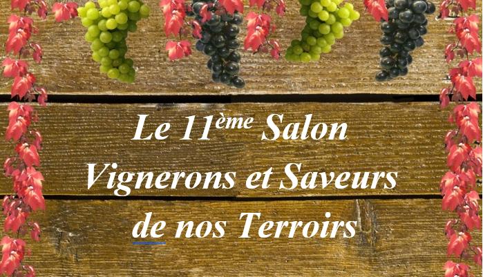 Salon Vignerons et Saveurs de nos Terroirs