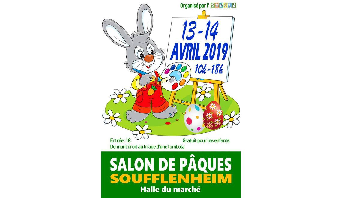 Salon de Pâques Soufflenheim 2019