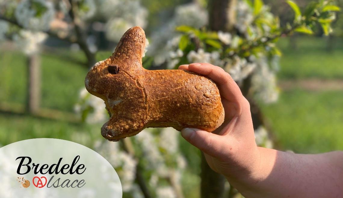 Brioches Lapin de Pâques