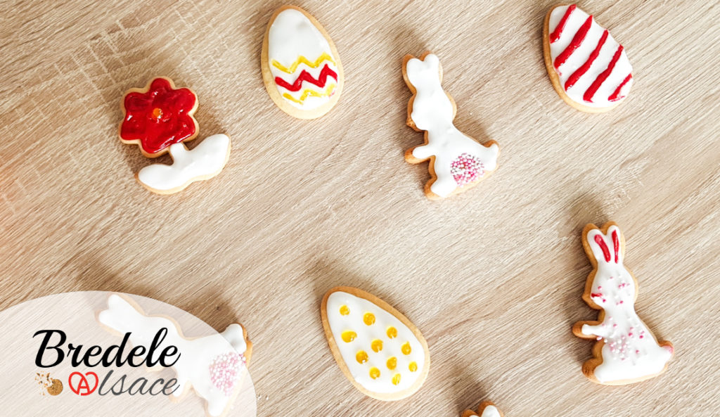 Petits Biscuits de Pâques